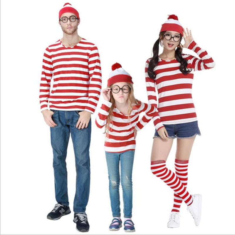 Couples de Noel et vêtements Parentchild