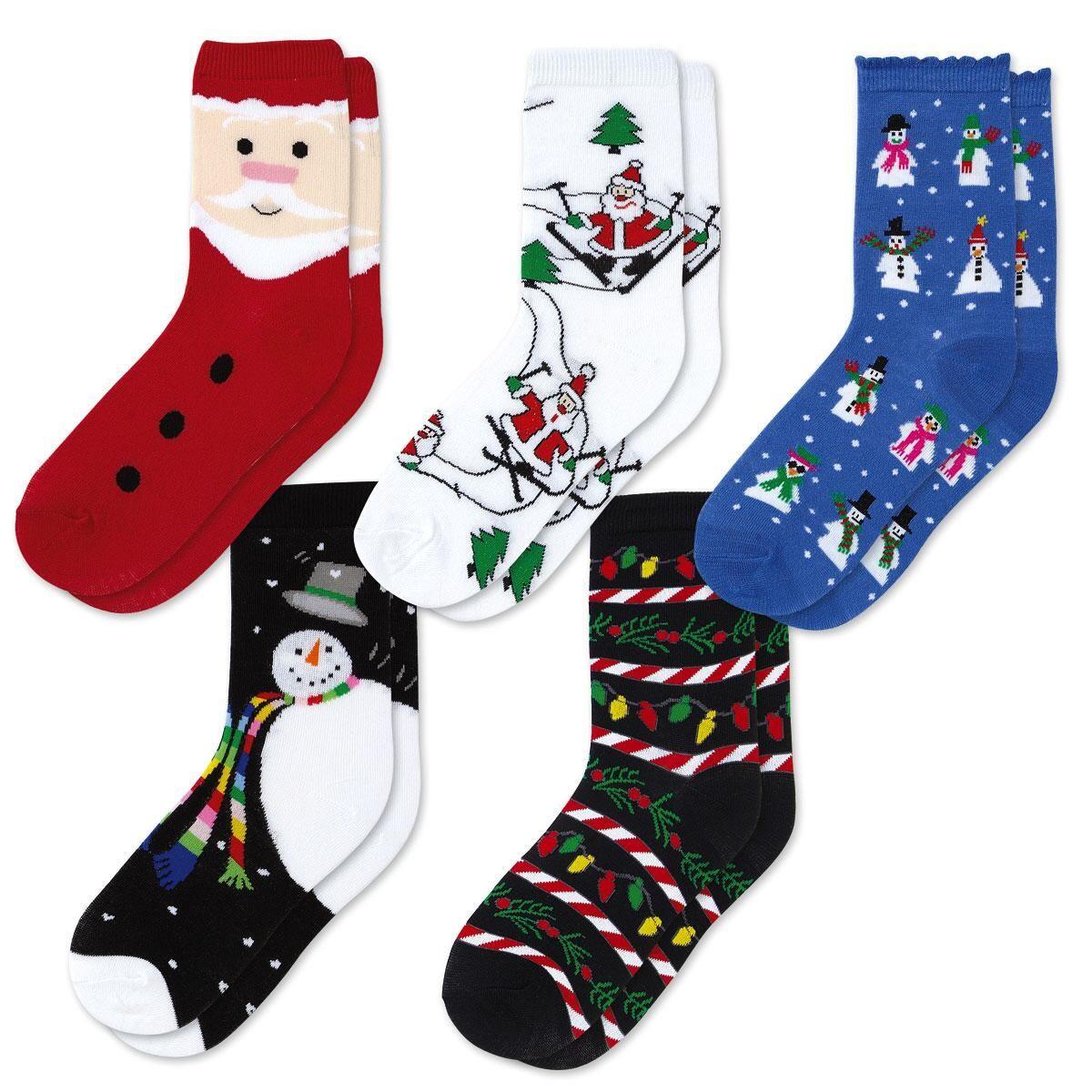 Accesorios de ropa navideña